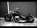 ZAZ ROD zaporożec drag sam motorcycle hot rod rat rod