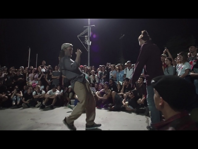 Gleb VS Bullet From Space | All Styles By Lukash | Semi final | Yalta Summer Jam 2017