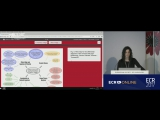 Интерпретация при симптоме «обратного ободка» (reversed halo sign) и дииференциальная диагностика