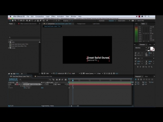 How to Create a Simple Motion Graphic Workflow