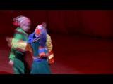 Танец гномов. Хореографический ансамбль Ритмы детства