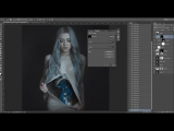 Butterflies in my stomach - Editing timelapse - Anya Anti