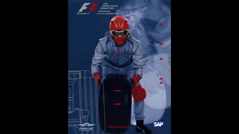 F1 2002. 16. Гран-При США, гонка