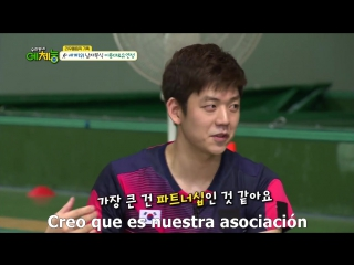 [SUB_ESP] Cool Kiz on the Block – Rio Olympic event special, part 1 (1/4)