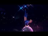 Playoffs 2017 Ice Show. SKA - Dynamo. Natalia Kazantseva