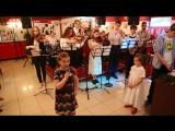 Лето. Маша Согрина и Детский эстрадно-симфонический оркестр