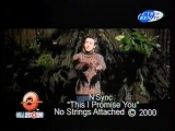 Музыка на канале СТВ (СТВ, 200х) N'Sync - This I Promise You