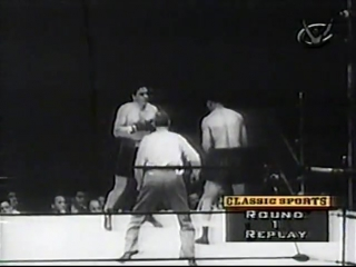 Joe Louis vs Tami Mauriello 09-18-1946 Yankee Stadium, Bronx, New York, USA