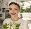 Первые фото с тайной свадебной церемонии Миранды Керр. Платье от Dior, если что. И да…