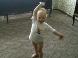 Кате 2,5 года поёт песню про мышонка