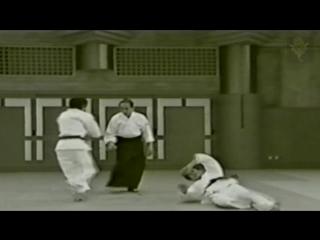 GREAT GRANDMASTER OKAMOTO SEIGO Martial Arts As Desired Field Effect Distance Contact Film 1