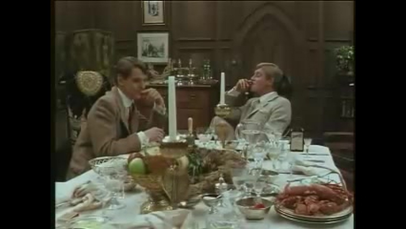 Brideshead Revisited - Charles has lunch with Sebastian