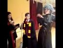 День рождения в стиле Гарри Поттер зажигаем на Хеллоуин. Команда аниматоров РАЗНОПРАЗДНИК. 8977265-9886