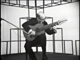 BACH _ Prelude, Bourree BWV 996 _ Narciso YEPES _ 10 String Guitar _ Ten String