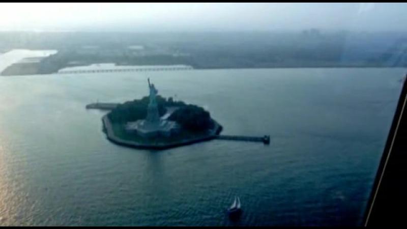 Одноэтажная Америка Нью-Йорк 1 серия Путешествие Познера и Урганта по США