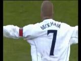 Гол Бекхэма в добавленное время, который вывел Англию на ЧМ-2002