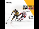 NHL 17 PS4. 2017 STANLEY CUP PLAYOFFS 100th EAST FINAL GAME 5 OTT VS PIT. 05.21.2017. (NBCSN) !