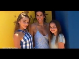 Like mother like daughters! Angie Harmon shows off cute kids