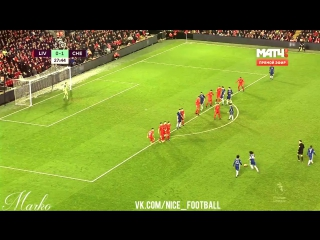 David Luiz Free Kick  | Marko | vk.com/nice_football