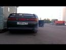 Toyota Mark II TourerV JZX90 Apexi exhaust