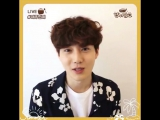 170710 JTBC Let's eat dinner together Suho's message