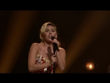 Miley Cyrus - Baby, I'm In the Mood for You (The Tonight Show Starring Jimmy Fallon)