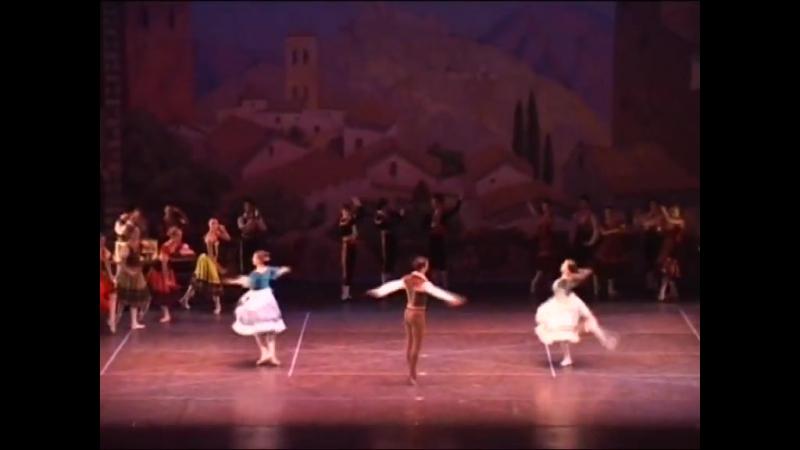 Бенуа де ла Данс-2011: Роландо Сарабиа / Benois de la Danse-2011: Rolando Sarabia