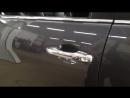 Установка сигнализации М96 StarLine Toyota Hilux 2017г.