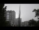 В Новочеркасске дождь льется как из ведра