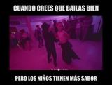 Les enfants qui dansent