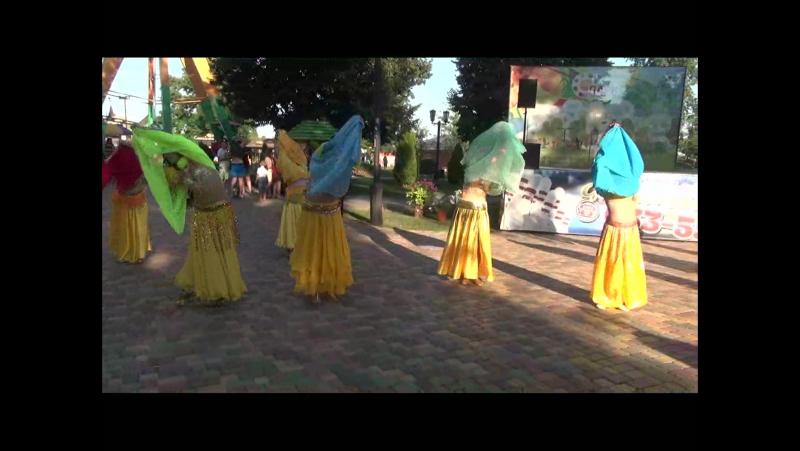 Ансамбль В Мире Танца - ВОСТОЧНЫЕ РОЗЫ