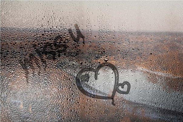 Рисовать на запотевшем стекле i