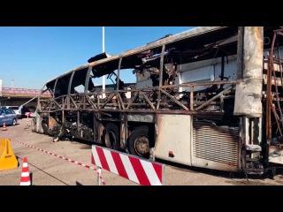 Насеверо-востоке Италии разбился автобус сдетьми. Новости. Первый канал