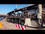Насеверо-востоке Италии разбился автобус сдетьми