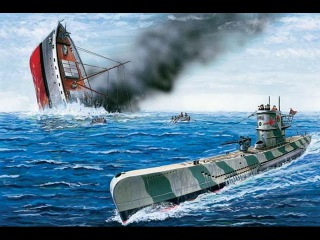 Эта битва на море не имела себе равных. Морские волки адмирала Дёница. Секретные полигон.
