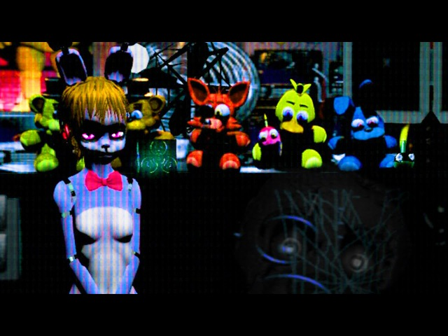 Five nights at Freddy's - Second Life - Furry ver.