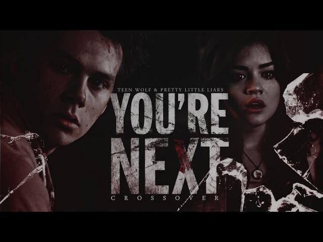✗YOU'RE NEXT [Dark!Crossover || PLLTW] Happy Halloween