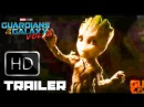 Guardians Of The Galaxy 2 'Baby Groot Dancing' Trailer (2017) Comedy Movie HD