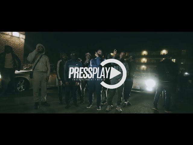 RV X Headie One Ft (86) T Mula - Badness (Music Video) DrillersxTrappers