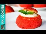 Пирожные ШУ с Кракелином ♥ Современные Десерты ♥ Рецепты NK cooking