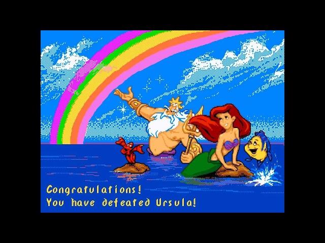 [Hack] Ariel the little mermaid - Harder version. Русалочка 720p.