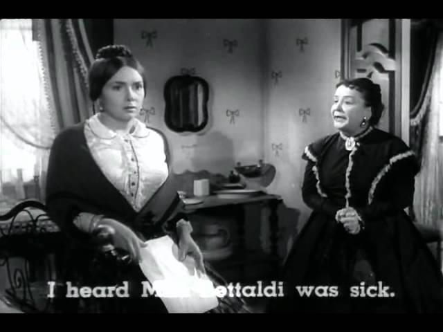Жена на одну ночь Moglie per una notte Wife for a Night 1952 Джина Лоллобриджида