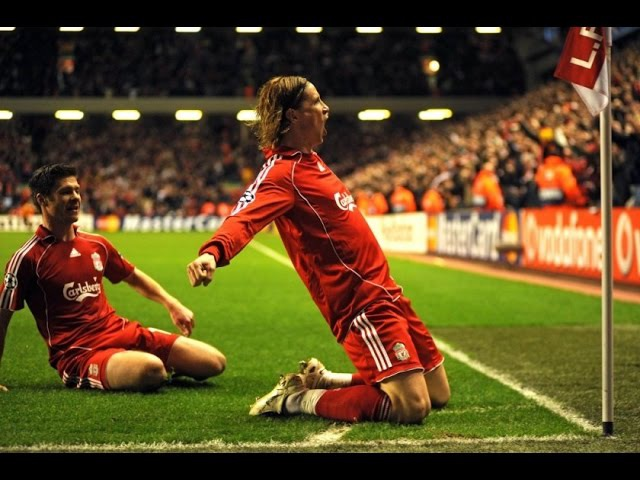 Liverpool vs Arsenal 4-2 Highlights (UCL) 2007-08 HD 720p