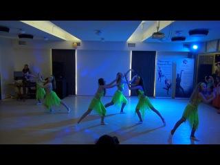 Школа танцев РИТМ коллектив illumination - Алмаз Каира 14 февраля 2016 года.