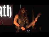 Black Oath - Doom Over Bucharest II, Quantic Club, Bucharest, Romania 26-11-2016