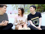 Dan and Phil Play with My New Puppy!!!