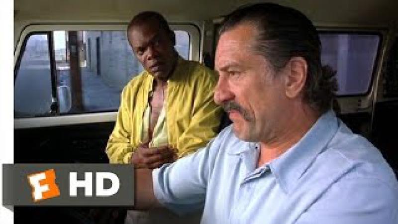 Jackie Brown (9/12) Movie CLIP - You Shot Melanie? (1997) HD