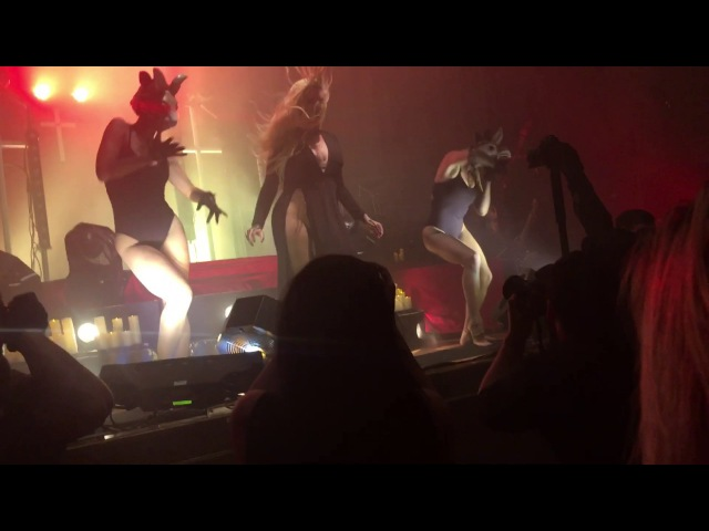 In This Moment Adrenalize Live Nashville Tennessee Half God Half Devil Tour