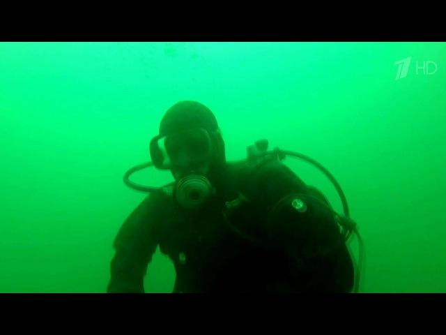Тихоокеанские военные водолазы уничтожили подводный тайник условных диверсант...