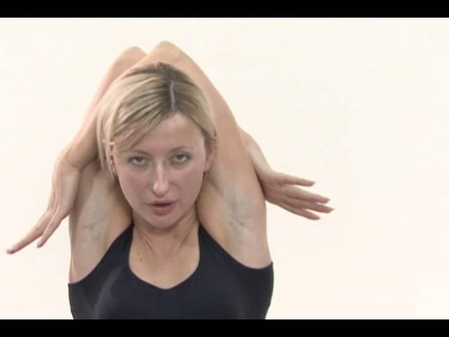 Йогатерапия Шейно грудной отдел позвоночника